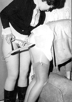 British 1950s girls with girls Older Vintage Erotic Cinema