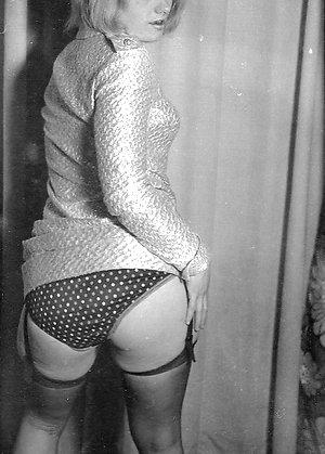 British 1960s solos classic rape porn