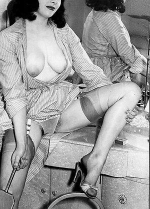 British 1960s mom son vintage porn