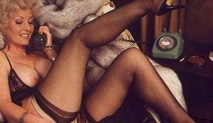 celeste vintage erotica ladies showing their hairy pussies