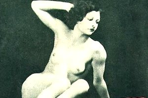 free vintage erotica ladies from the thirties showing the goods