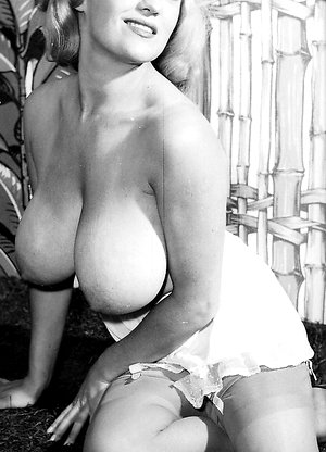 Lovely big boobs full vintage porn