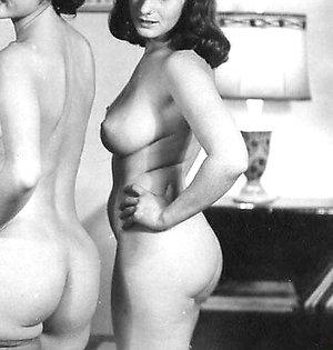 Sexy pics from vintage erotica danni ashe 50's