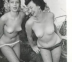 Some porn classic tube ladies from the fourties nude outdoor
