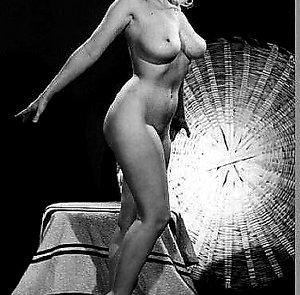 vintage american porn 1950's nudies!