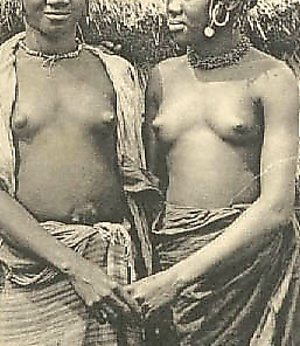 vintage black porn  ethnic girls showing their sexy nude body