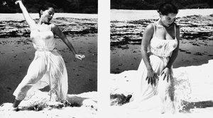 vintage bondage porn Diane Webber showing her fine body