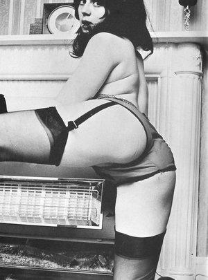 vintage erotica archive petite girls is vintage sexy in wet panties.