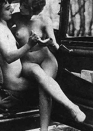 vintage erotica bondage car lovers showing their sexy body parts