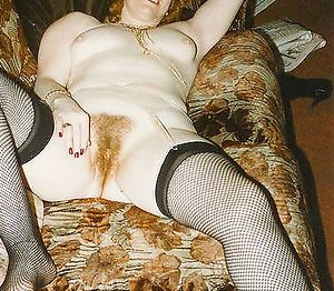 vintage threesome porn fatty mom demonstrate her ginger hairy twat